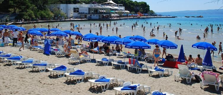Bacvice beach Split