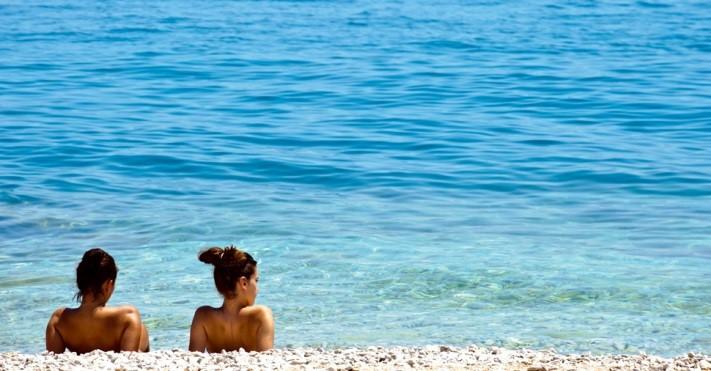 Znjan beach Split